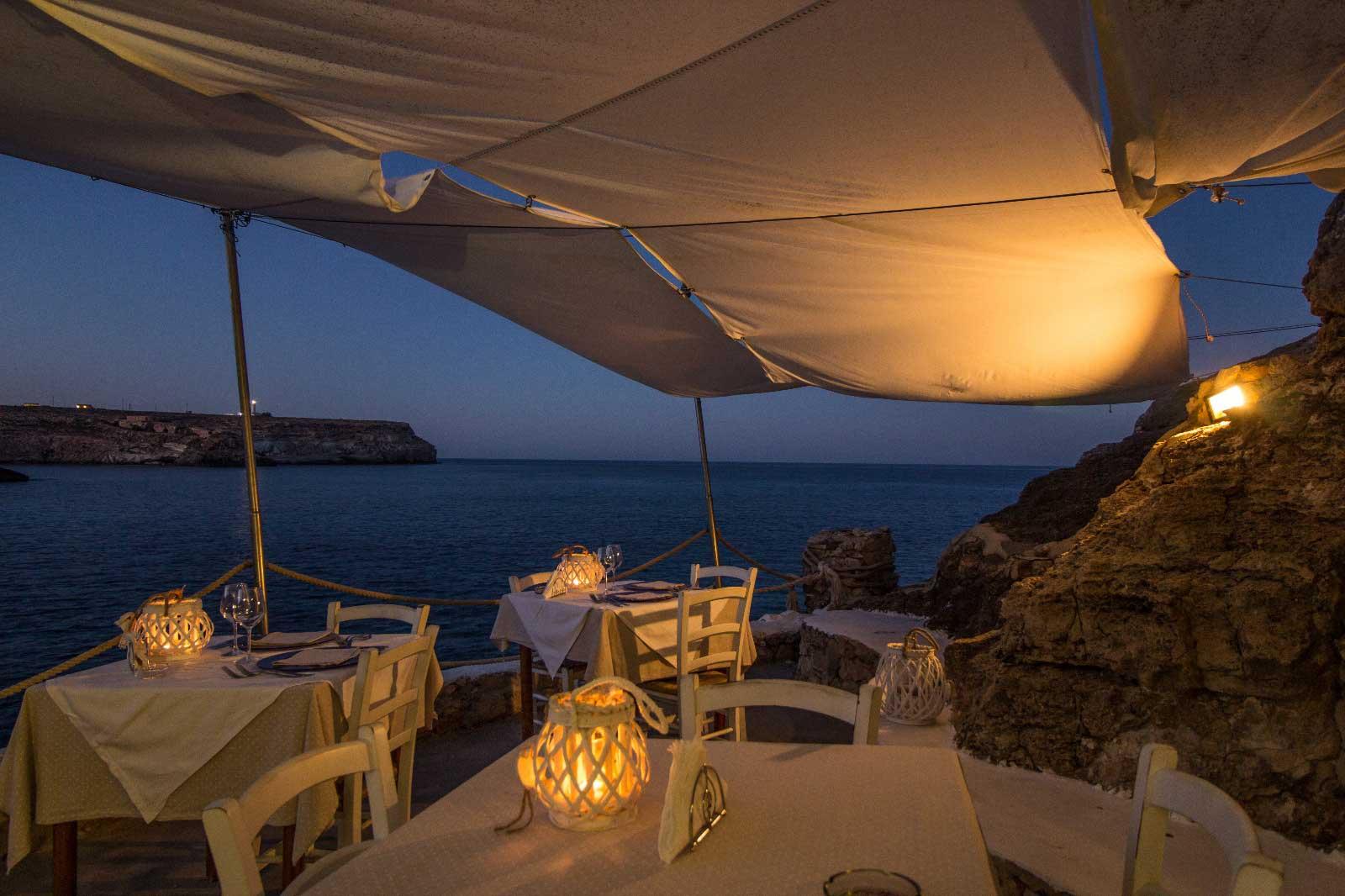 Ristorante Controvento - Cucina sul Mare